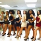Dynasty International Models & Talent Agency Inc - Boston, MA. A casting at the office
