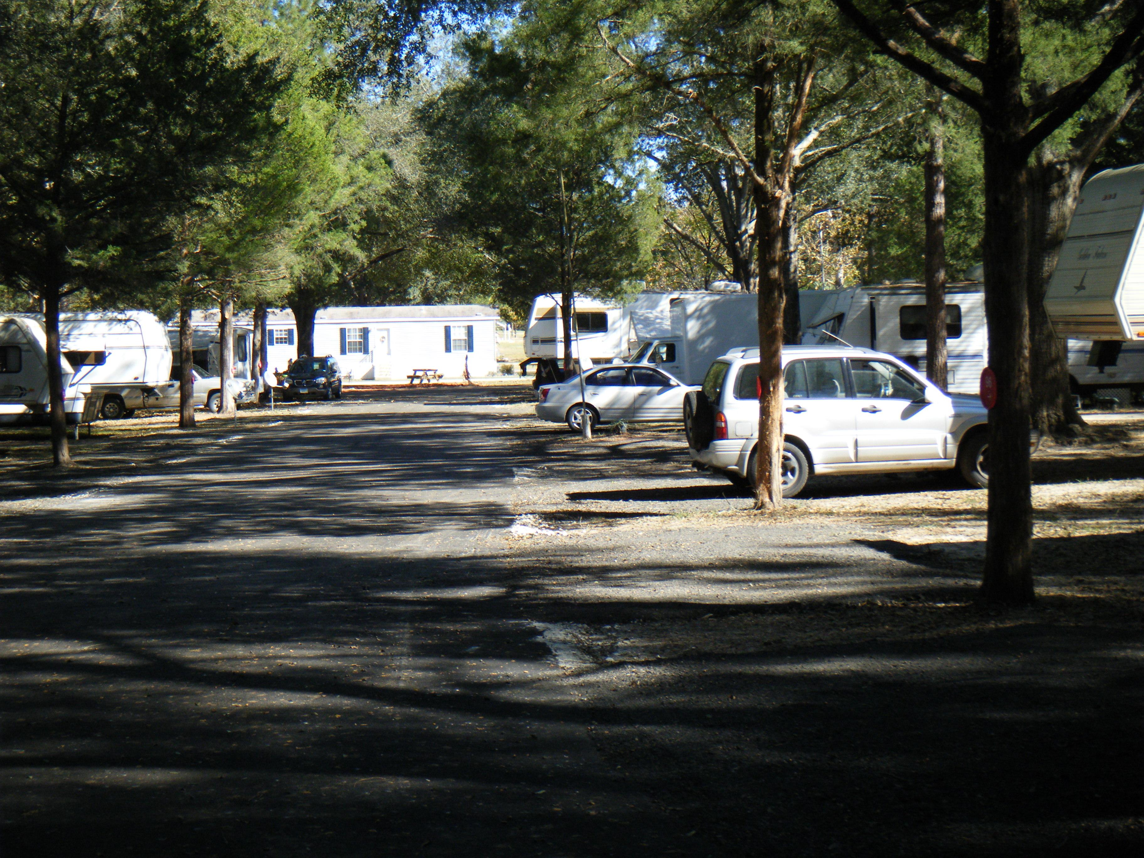 Cliftwood Mobile Home RV Park Ocala FL 34479