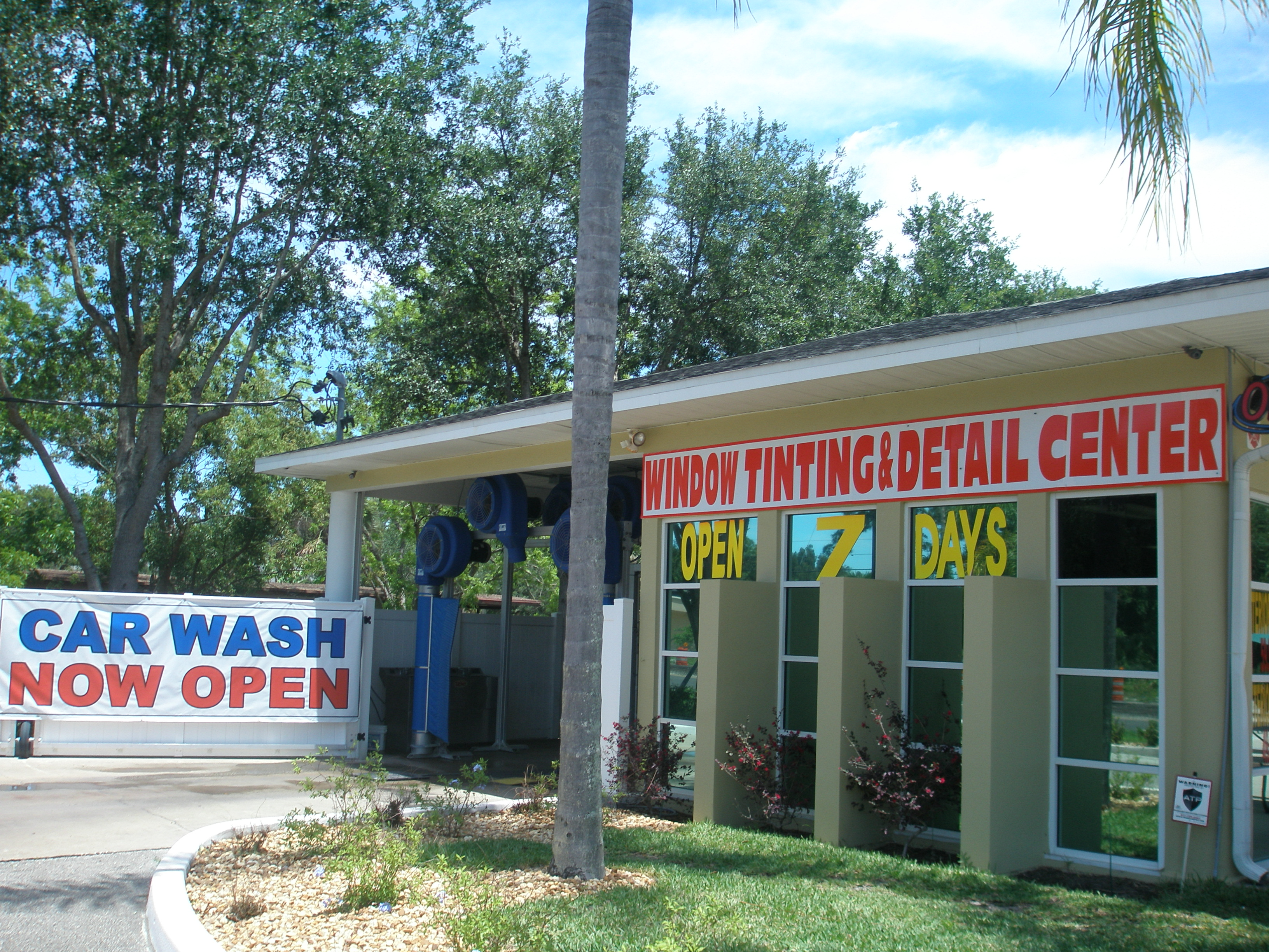 Wave Car Wash Hours