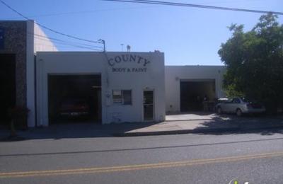County Body & Paint - San Carlos, CA