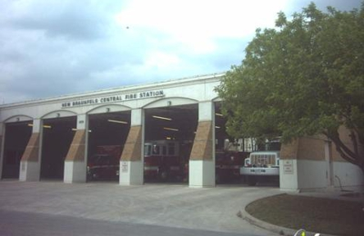 Fire Station 1 - New Braunfels, TX