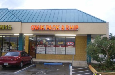 Qwik Pack & Ship - Fort Lauderdale, FL