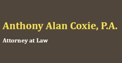 Coxie Alan Attorney At Law - Asheville, NC