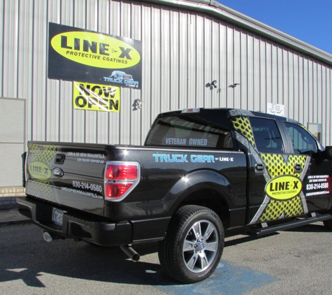 LINE-X Protective Coatings - New Braunfels, TX
