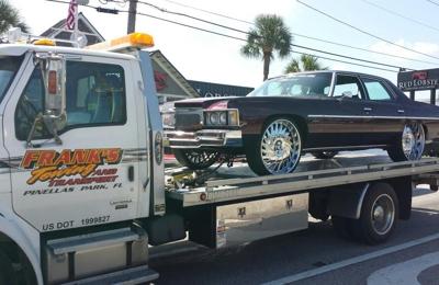 Frank's Towing & Transport, LLC - Pinellas Park, FL