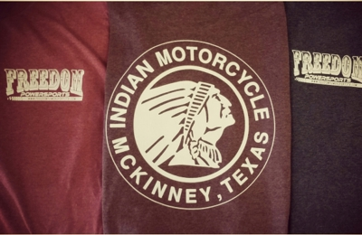 Republic of Texas Indian Motorcycle - McKinney, TX