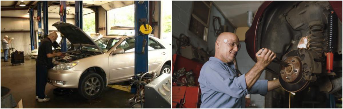 cj auto repair