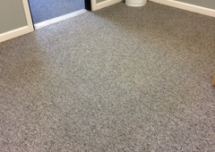 H & S Carpet and Janitorial Services LLC - Chaplin, CT. After it was cleaned
