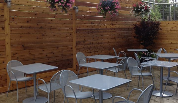 Taylor Forest Products Incorporated - Pembroke, MA. Western Red Cedar STK - Outdoor Restaurant in Jamaica Plain