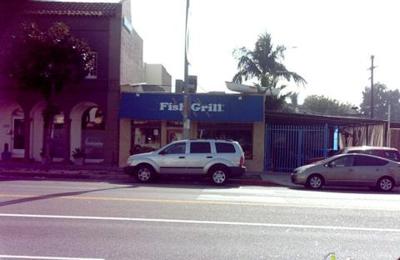 Fish Grill - Los Angeles, CA