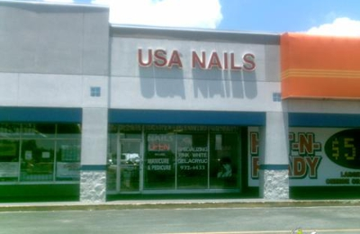USA Nails - Tampa, FL