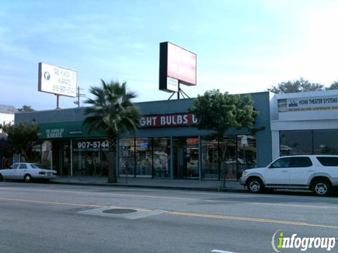 Light Bulbs Unlimited 14446 Ventura Blvd Sherman Oaks Ca