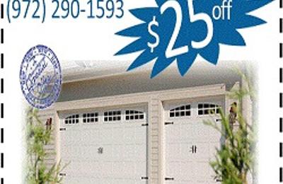 Garage Doors Richardson - Richardson, TX