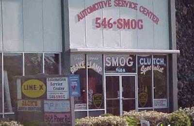 The Smog Center - Santa Rosa, CA
