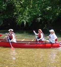 Y Bridge Canoe Rental - Galena, MO