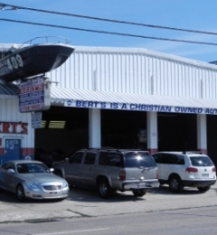 Bert's Auto Repair - Metairie, LA