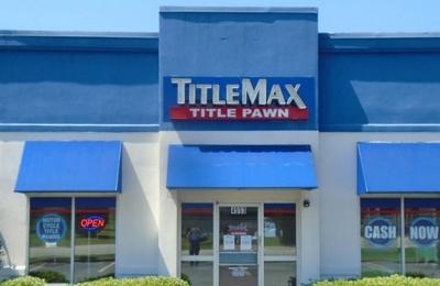 TitleMax Title Pawns - Loganville, GA