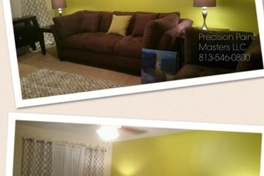 Precision Paint Masters LLC