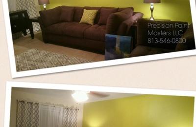 Precision Paint Masters LLC - Tampa, FL