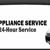 Dependable Appliance Service