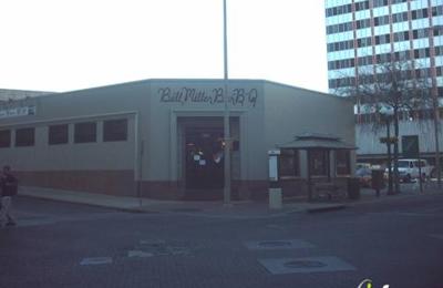 Bill Miller Bar-B-Q - San Antonio, TX