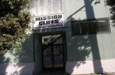 Mission Cliffs Climbing & Fitness - San Francisco, CA