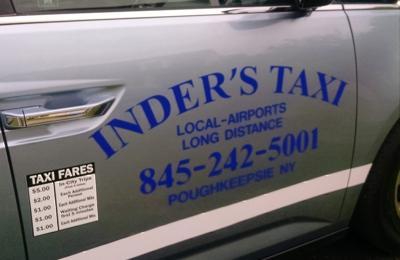 Inders Taxi Service - Poughkeepsie, NY