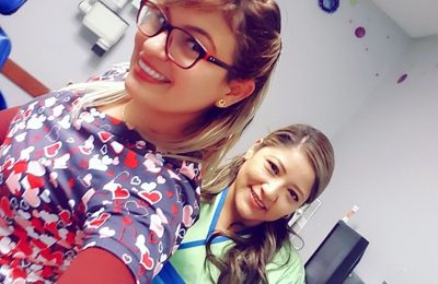 Happy Kids Pediatric Dentistry - Tampa, FL. 2 of our assistants