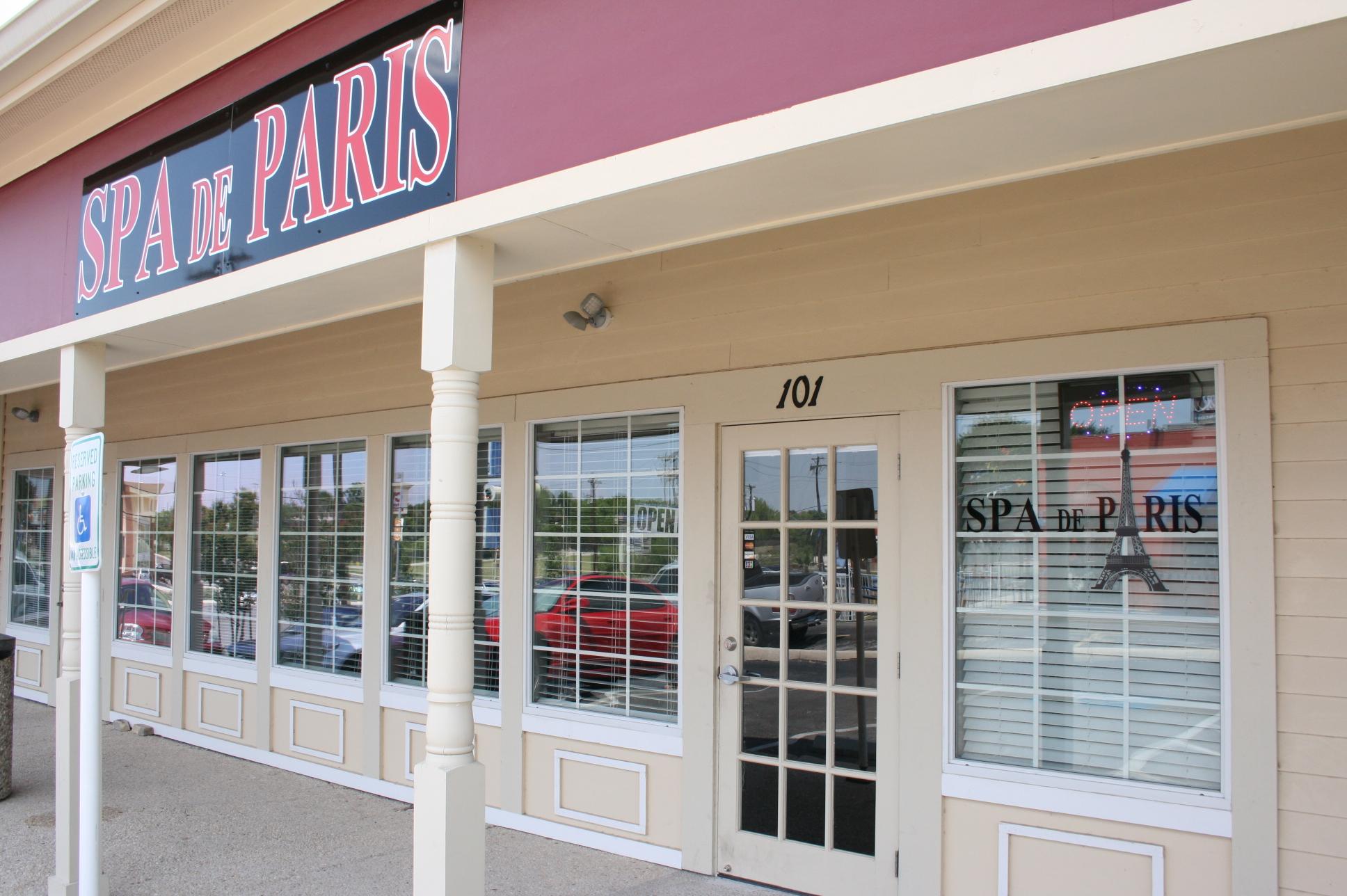 Spa De Paris 15033 Nacogdoches Rd Ste 101 San Antonio Tx