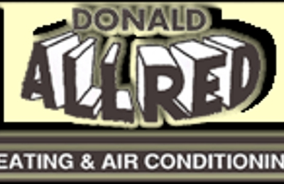 Allred Donald Heating & Air Conditioning Inc - Tupelo, MS
