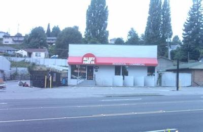 All City Fence Co - Seattle, WA