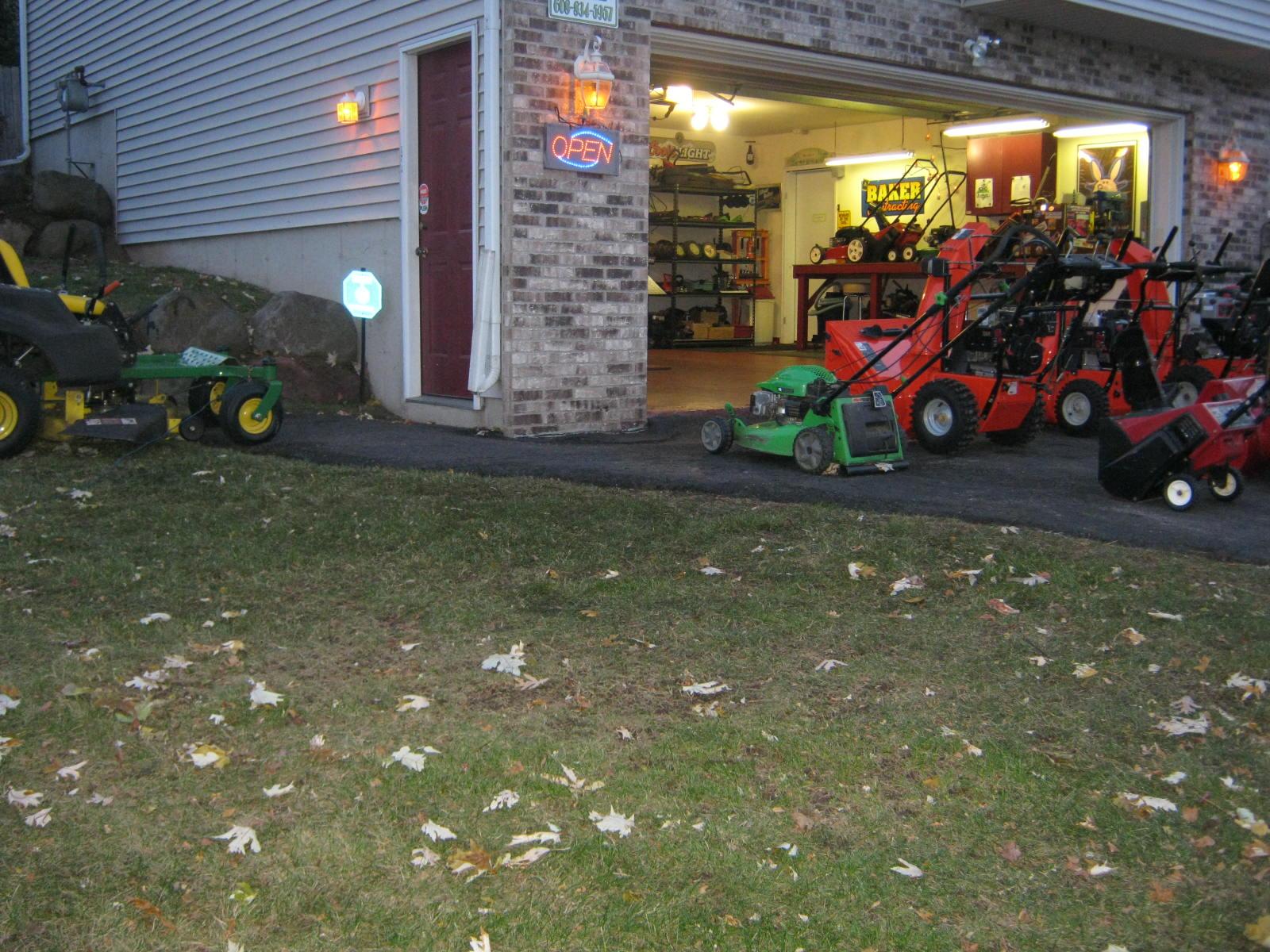 Baker Mower Repair Llc 6910 Moon Light Cir Sun Prairie