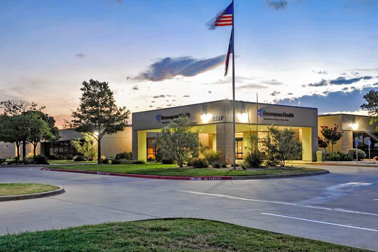 Encompass Health Rehabilitation Hospital Of Wichita Falls