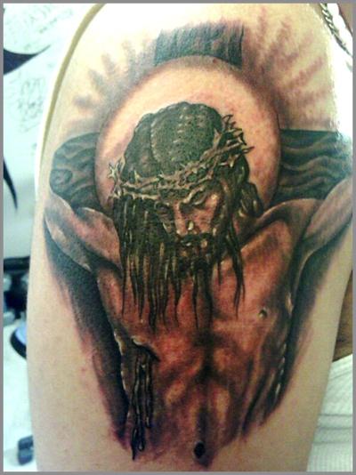 custom ink tattoo