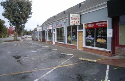 Tony's Pizza - Menlo Park, CA