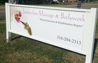 Surrenders Massage & Bodywork - Shreveport, LA
