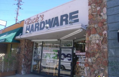 Rick's Hardware Co - North Hollywood, CA