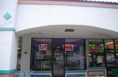 Big Tyme Barber Shop - Hollywood, FL