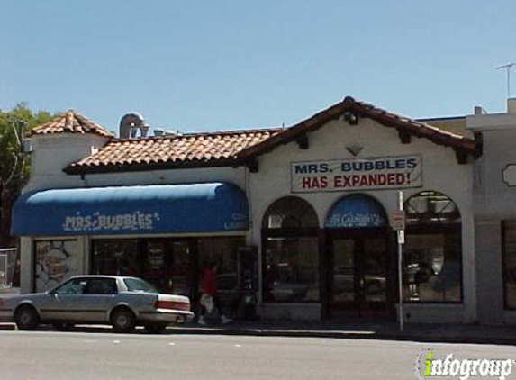 Mr & Ms Bubbles Coin Laundries - Burlingame, CA