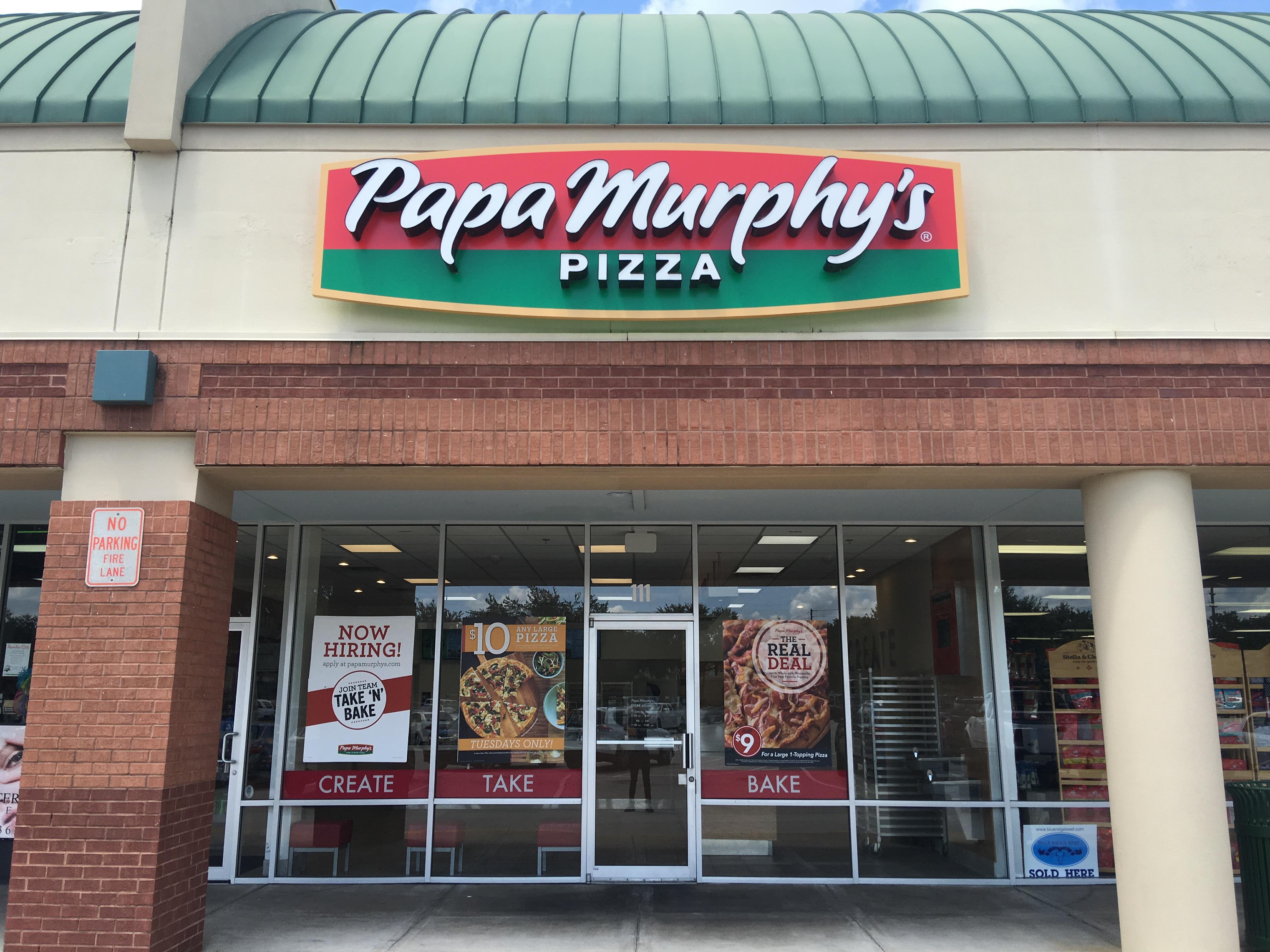 Papa Murphy S Take N Bake Pizza 2200 Winter Springs Blvd
