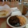 Las Molenderas - Los Angeles, CA. Small plate of mole