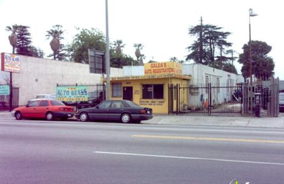 Galeas Auto Registration Service - Los Angeles, CA
