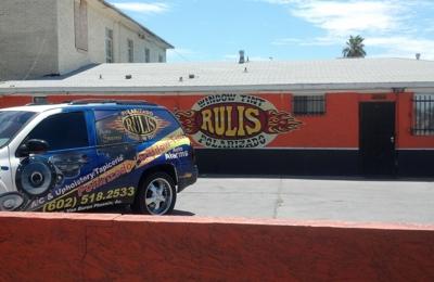 Rulis Window Tinting - Phoenix, AZ