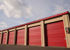 Security Public Storage - Santa Rosa, CA. All ground floor drive-up units