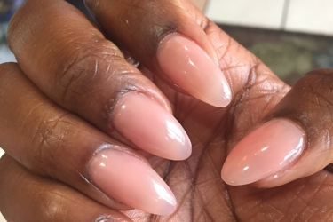 Jon made my four week old nails look like a brand new full set. The technique he uses is beautiful. He is passionate about u and your nails.
