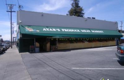 Ayar Produce & Meat Market - Redwood City, CA