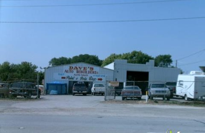 Dave's Auto Rebuilders - Fort Worth, TX