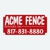 Acme Fence Services