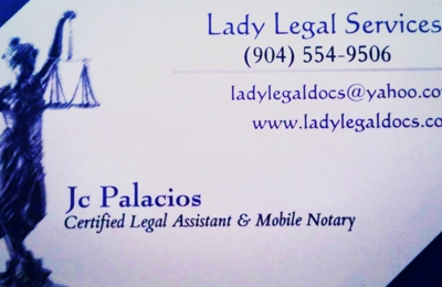 Lady Legal Notary Services Inc. - Jacksonville, FL