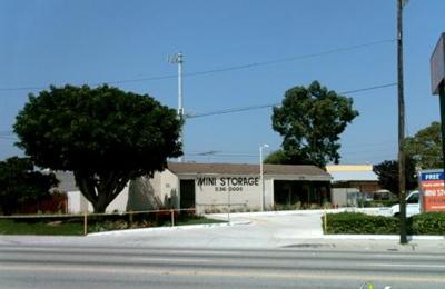 Redondo Torrance Mini Storage   Redondo Beach, CA